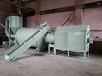 Сушильный комплекс барабанного типа АВМ 0-65