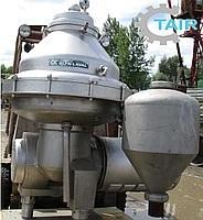 Сепаратор - бактофуга для молока Alfa Laval MPRX 418 SGV-34c, 13000-20000 л/ч