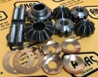 Комплект шестерен дифференциала JCB 450/11000