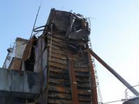 Реставрация/ремонт загрузочного бункера зерносушилок