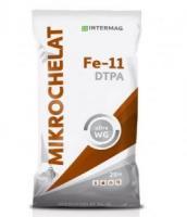 Микроудобрение Хелат железа 11% (антихлорозин) Intermag, 25 кг