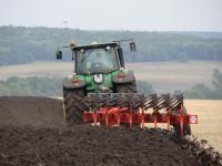 Услуги пахоты, вспашки почвы