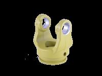 Вилка проф. лимон внутр. Benzi под крестовину 27×74.6 мм