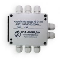 Концентратор систем контроля высева Monada
