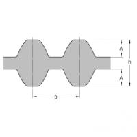Ремни зубчатые двусторонние SKF Super Torque