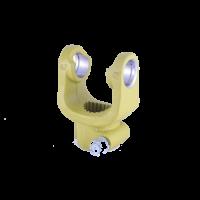 Вилка наружная болт зажим под крестовину 32×76 мм, Benzi