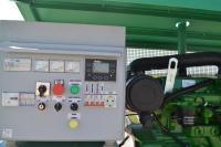 Система управления работой дождевальной установки Monada