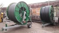 Дождевальные машины Irrimec Италия с консолями, 55 м ширина полива