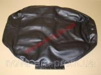 Чехол МТЗ подушки сиденья УК (черный) перфорирован, без подкладки, под шнур