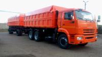 Перевозка зерна авто КамАЗ
