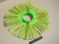 Щетки для уборочных машин (кольцо щеточное (пропилен) сменное) ПП120/550