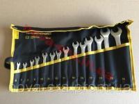 Набор ключей рожково-накидных в чехле, 6-24 мм