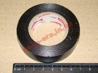 Изолента 17 мм, 20 м, черная