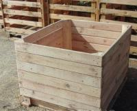 Сборка деревянной тары из материала заказчика