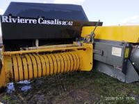 Пресс подборщик, тюкопресс, Rivierre Casalis RC 42