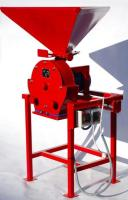 Зернодробилка ДКУ на 4 кВт до 650 кг/час 220-380В