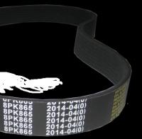 Поликлиновый ремень Deutz BF6M1013FC 8PK865
