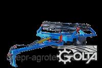 Каток-измельчитель рубящий гидрофицированный КР-9.2П-01