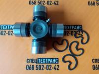 Хрестовина карданного валу (106,4х34,9мм., оригінал - ОЕМ) для спецтехніки JCB (914/56401)