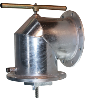 Задвижка-Гидрант Dy-200 (замена чугунной задвижки)