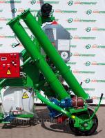 Шнек выгрузной в сборе ПКП-20.04.000 (без двигателя) ПК-20-02 Супер