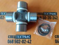 Хрестовина карданного вала (93х35мм.) для спецтехніки JCB (арт.914/86601)