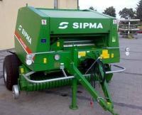 Рулонный пресс подборщик SIPMA PS 1210 CLASSIC