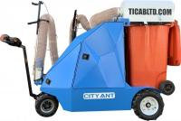 Уличный вакуумный пылесос электрический, на аккумуляторах CITY ANT от TM TICABLTD