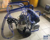 Доильный аппарат для двух коров Most TK 2-AK