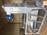 Сепаратор для предварительной очистки подсолнечника