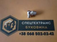 Прес-маслянка (тавотниця) кутова для спецтехніки JCB (арт.1450/1001)