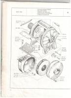 Барабан дробильный кормодробилки КДУ-2,0
