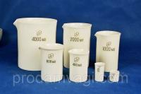 Стакан керамический лабораторный 50, 150, 250, 600,1000 мл