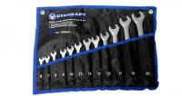 Набор ключей комбинированных 12 ед. (6-14,17,19,22) в сумке Стандарт NKK12STE-S