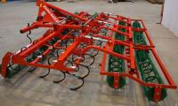 Культиватор предпосевной 3.6 м, 4.2 м, 5.0 м или 5.6 м, европак навесной Agro-Masz AU