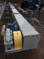Скребковый транспортер СТ-8-20 (8 м, 20 т/ч)