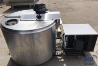 Танк охладитель молока DeLaval 800 л
