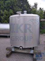 Охладитель молока б/у De Laval 600 л