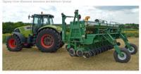 Посев зерновых, зернобобовых, подсолнечника, кукурузы, сои