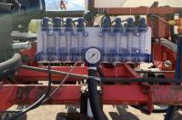 Переоборудование сеялки пропашной для одновременного внесения жидких удобрений