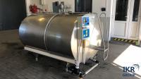 Калибровка танков охладителей молока