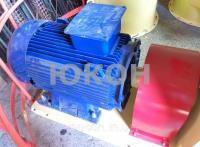 Электродвигатель 75 кВт для пресс гранулятора ОГМ-1.5