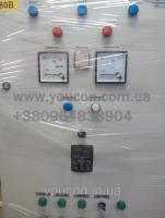 Шкаф управления измельчителем соломы/сена