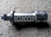 Вал ролика для пресс гранулятора ГТ-500