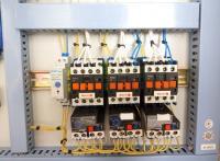 Щиты управления, ящики управления, шкафы управления и комплектующие