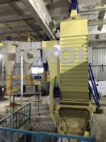 Производство топливной гранулы из сена и соломы