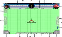 Система параллельного вождения, GPS ASN-Agro для трактора