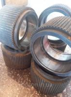 Обечайка ролика ГТ-630, диаметр 310 мм