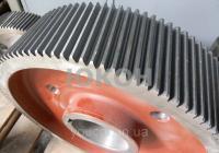 Большая (тихоходная) шестерня пресс гранулятора ОГМ-1.5