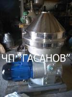 Сепаратор сливкоотделитель Ж5-ОС2-НС и Ж5-ОСН-С